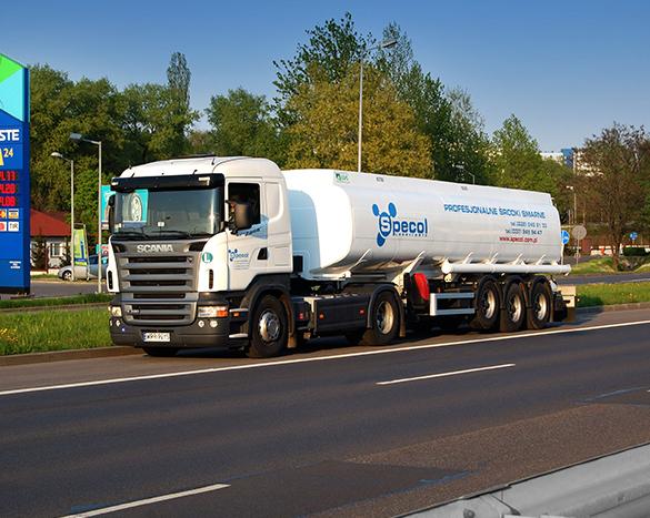 Oklejanie pojazdów ciężarowych