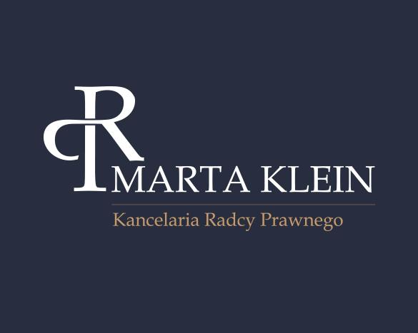 Projekt loga firmowego dla radcy prawnego