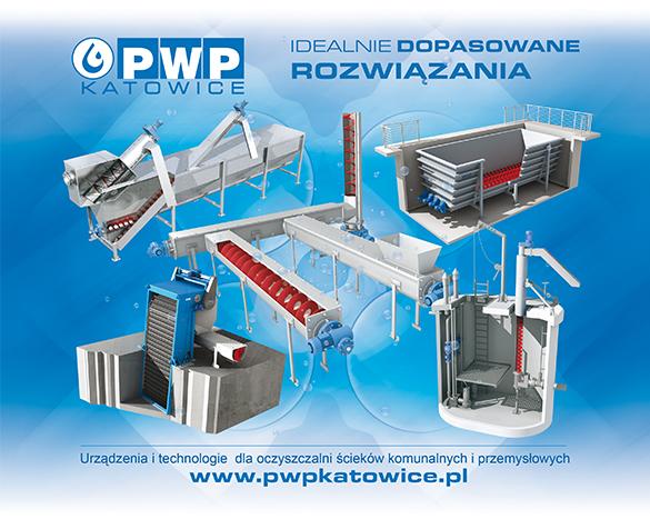 PWP Katowice - ulotka reklamowa