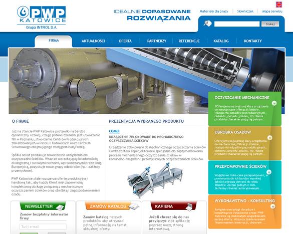 Strona internetowa PWP