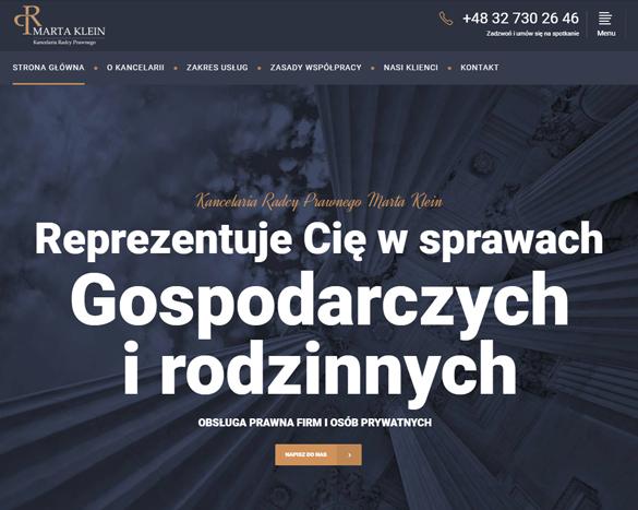 Wdrożenie strony internetowej